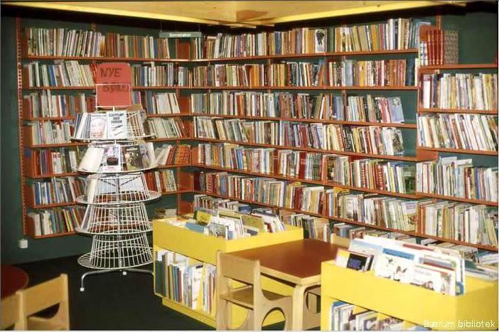 Bærum Bibliotek Åpningstider